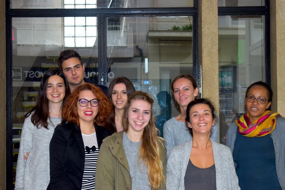 Etudiants BTS Diététique ADONIS Nantes