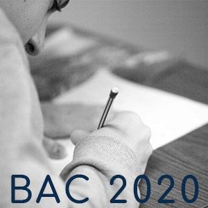 BAC 2020 CONTROLE CONTINU