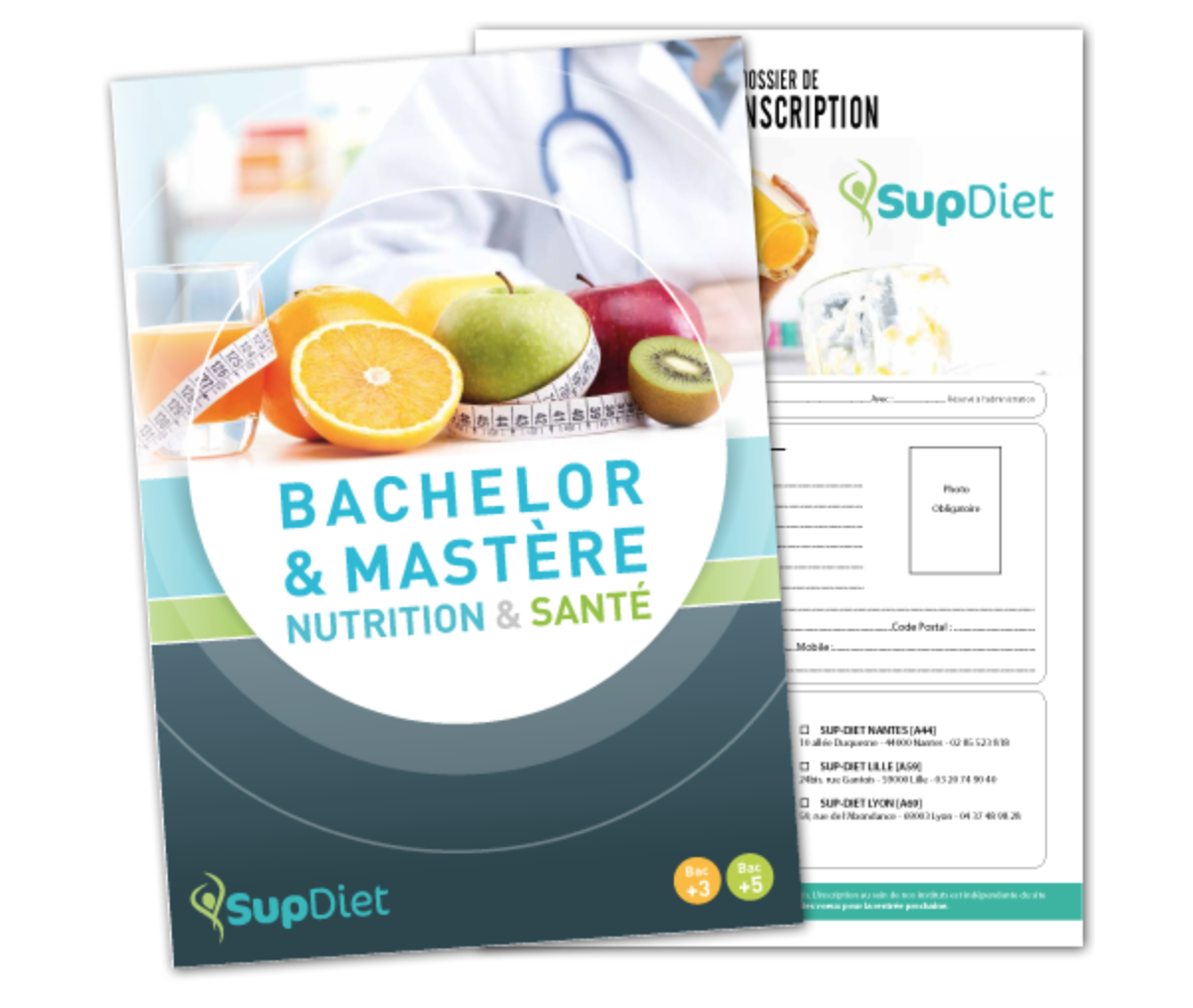 BACHELOR NUTRITION SANTE ADONIS