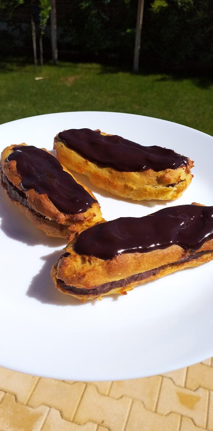 BTS diététique ADONIS éclair chocolat