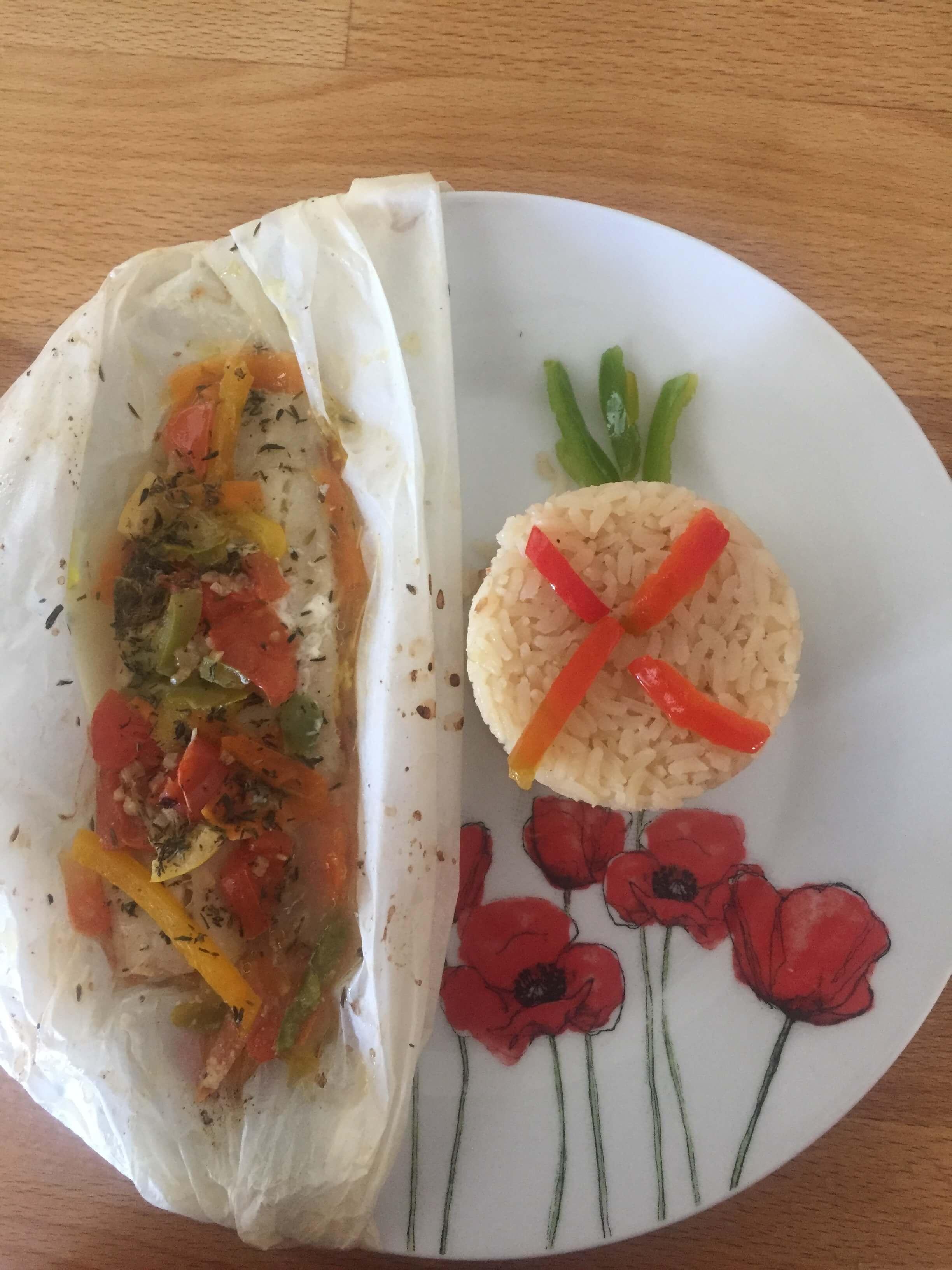 Poisson riz élèves adonis BTS diététique