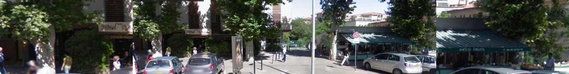 Bandeau école Adonis Aix-en-Provence