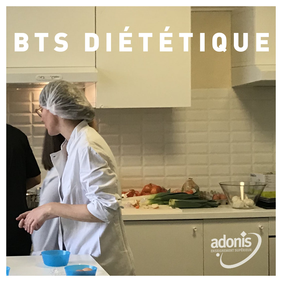 BTS DIETETIQUE ETUDIS CULTURE GENERALE ET EXPRESSION