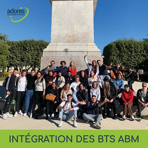 Journée d'intégration pour nos élèves