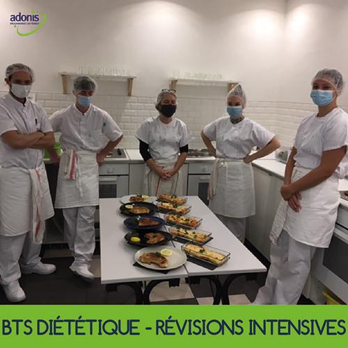 BTS diet révision